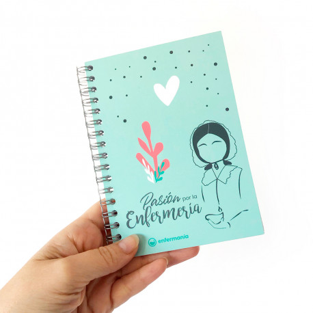 A6 Notebook - Florence Nightingale