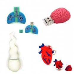 USB Mini Pendrive Organs 32 Gb