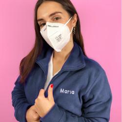 Forro polar enfermera