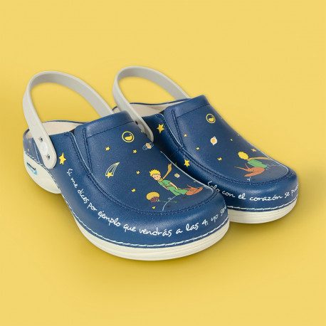 Leather Clog Washable - Little Prince